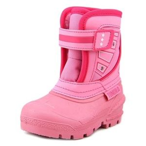 Tundra Oregon Winter Boot, Toddler, Pink 7